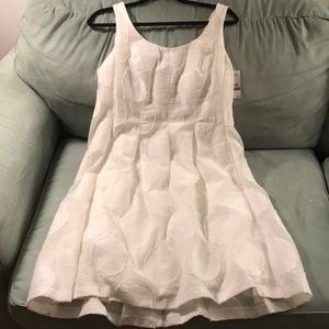 Nine West white summer dress brand new with tag...